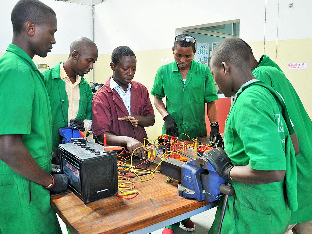 Elektriker-Ausbildung